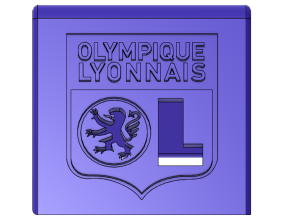 Phone Holder Olympique Lyonnais OL